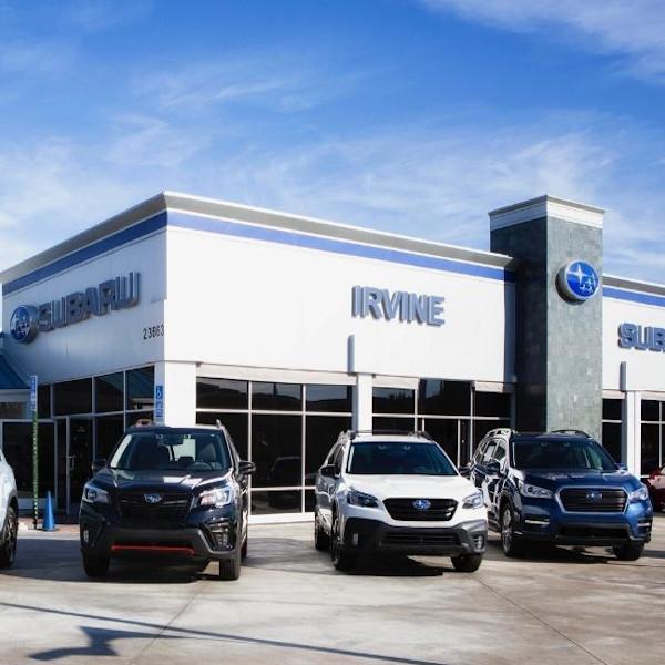 Irvine Subaru